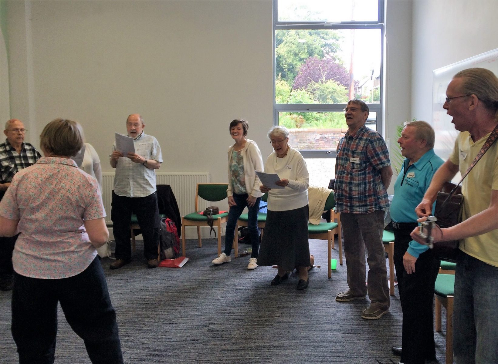 COPD, Burnley, Pulmonary rehab
